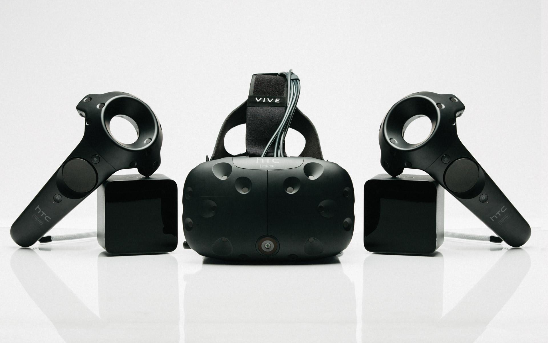realtà virtuale realizzata da HTC