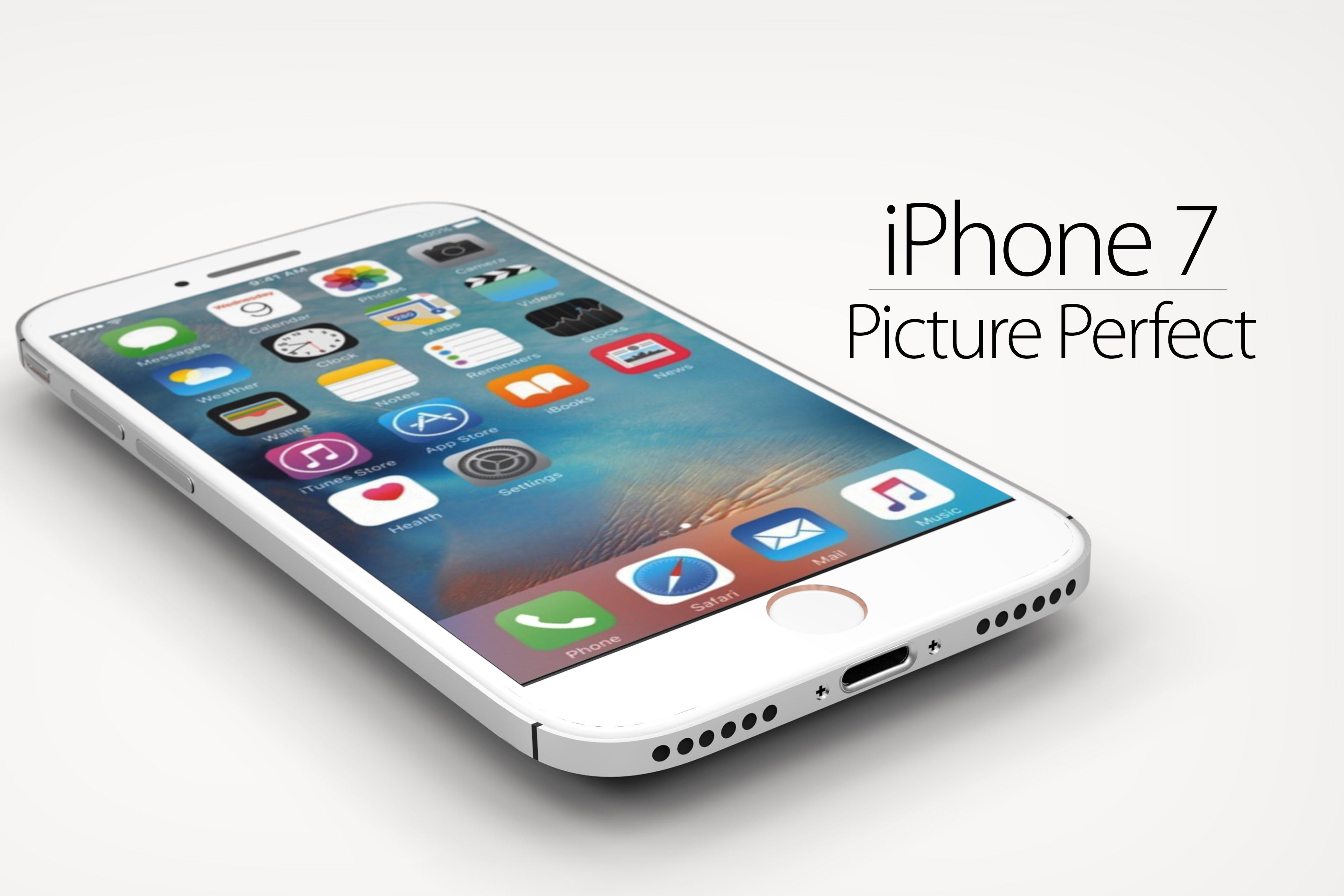 arriva iPhone 7