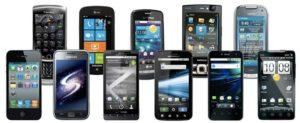 le app con smartphone
